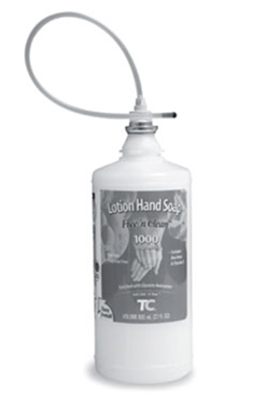 Rubbermaid FG402363 800-ml Liquid Lotion Soap Refill - Free 'N Clean