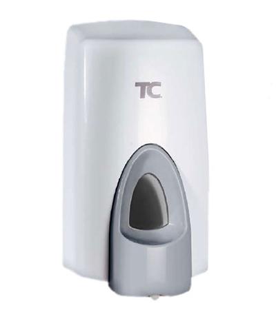 Rubbermaid FG450017 Foam Skin Care Dispenser - Wall-Mount, 800/1000-ml, White