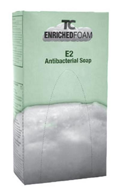 Rubbermaid FG450031 800-ml Antibacterial Enriched Foam Soa