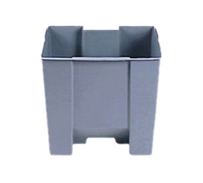 Rubbermaid FG624600 GRAY 19-gal Step-On Container Rigid Liner - Gray