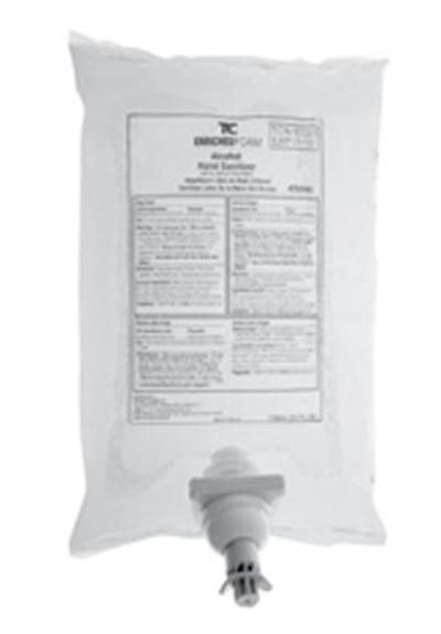 Rubbermaid FG750591 1100-ml Foam Alcohol Hand Sanitizer Refill