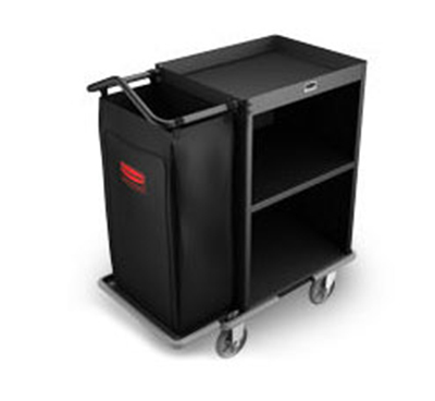 Rubbermaid FG9T6000 BLA Compact House