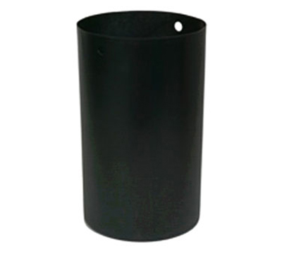 Rubbermaid FG9W6288 BLA 32-gal Infinity Round Rigid Liner - Black