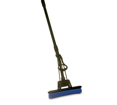 "Rubbermaid FGG78004 11.3"" PVA Sponge Mop - Front-Pull Lever"