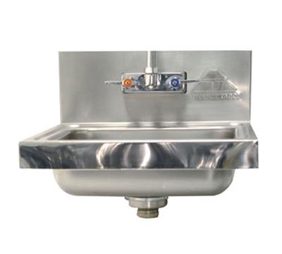 Advance Tabco 7-PS-106 Mirror Highlight Hand Sink Upgrad
