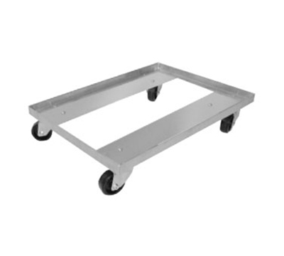 Advance Tabco BPD-1 Single Stack Bun Pan Dolly - 400-lb Capacity, 26.75x18.3
