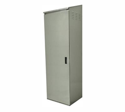 Advance Tabco CAB-1 Cabinet - Floor, Fixed Intermediate Shelf, Left H