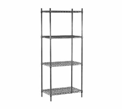 "Advance Tabco EG-1430 Shelving - 2-Trusses, 14x30"", Wire, Green"