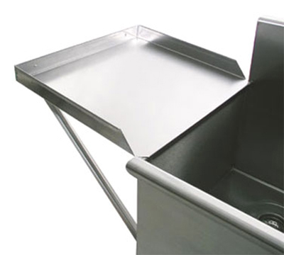 "Advance Tabco N-54-24 24x24"" Detachable Drainboard, for Bud"