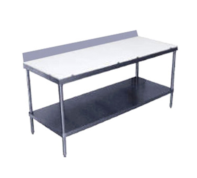 "Advance Tabco SPS-245 60"" Work Table - 6&qu"
