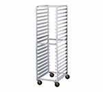Advance Tabco STR20-3W Mobile Steam Table pan Rack - Full Height, 12x20