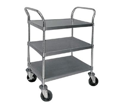 "Advance Tabco UC-3-1827 Utility Cart - (3) Shelf, 18x27"", Stainless"