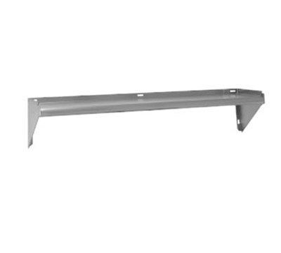 "Advance Tabco WS-KD-24 24"" Shelf - Wall Mount, Stainless"