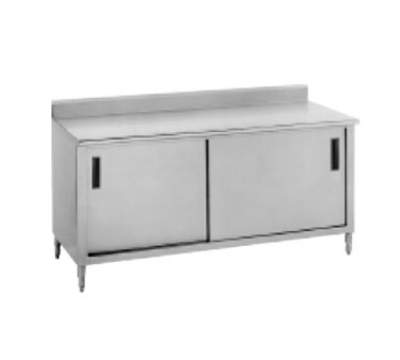 Advance Tabco CF-SS-3012M 144-in Work Table Restaurant Supply