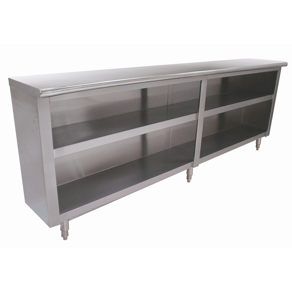 Advance Tabco DC-185 Chef's Table Dish Cabinet, 60 in