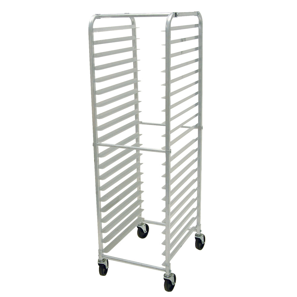 Advance Tabco PR20-3K Front Load Pan Rack, Capacity: 20-Pans, Shipped Knocked Down