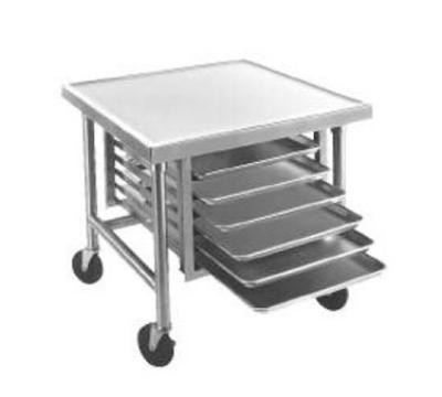 Advance Tabco TMG-302 30 x 24 in L Table w/o Splash Restaurant Supply