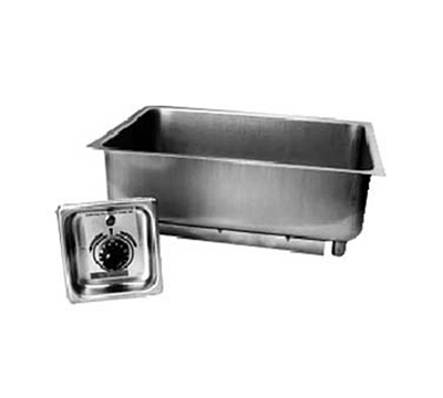 APW Wyott BM-30UL Built-In Hot Food Well Unit w/No Drain, Uninsulated, 208/244/277 V
