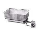 APW Wyott BM-30D Built In Hot Food Well, Drain, 12 x 20-in Pan, Stainless, 208 V