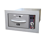 APW Wyott HDDIS-1B Slimline Warming Drawer w/ 1-Pan Capacity, Built-In, Stainless, 120 V