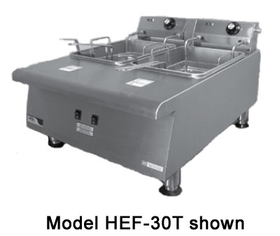 APW Wyott HEF-15 Counter