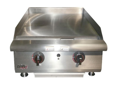 APW Wyott HMG-2448 Countertop Cookline Griddle w/ 1-in S