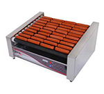 APW Wyott HRDI-50S 50 Hot Dog Roller Grill - Flat Top, 120v