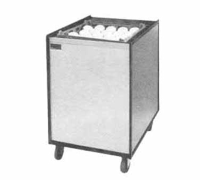 APW MCTR-1418 Lowerator Tray or Rack Dispenser Cabinet Style Restaurant Supply