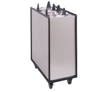 APW ML3-6 Lowerator Dish Dispenser 3 Tubes Maximum Dish 5-3/4 in Restaurant Supply