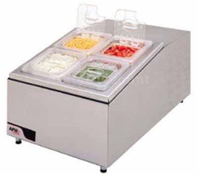 APW Wyott RTR-4DI Refrigerated Countertop P