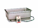 APW Wyott TM-90D Drop-in Food Warmer, 12 x 20-in Pan Opening & Drain, 120 V