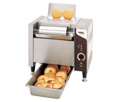 APW Wyott M-2000 Conveyor Bun Grill Toaster, High Speed, 1100 Units/Hr, 240 V