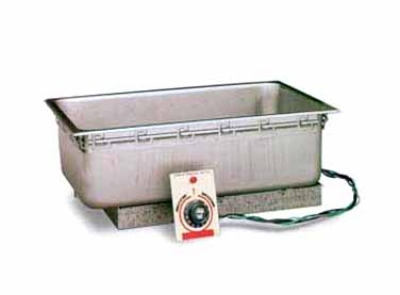 APW Wyott TM-90D Drop-In Food Warmer, 12 x 20-in Pan Opening & Drain, 240 V