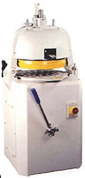 BakeMax BMBD030 Semi Automatic Bun Divider/Rounder, Divides & Rounds 30 Dough Balls