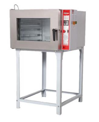 BakeMax BMCOE04 Full Size Electric Convection Oven - 208/3v