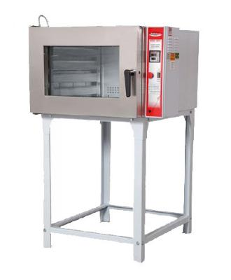 BakeMax BMCOE06 Full Size Electric Convection Oven - 220/1v