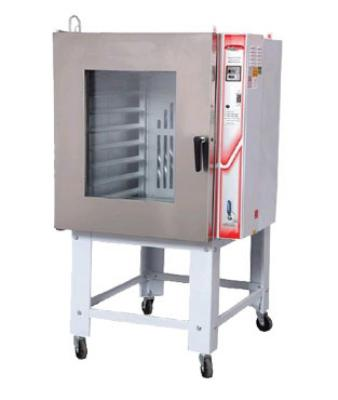 BakeMax BMCOE08 Full Size Electric Convection Oven - 220/1v