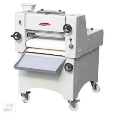 BakeMax BMMDM02 Mini Dough Moulder w/ 3000-Pieces per Hour Capacity, 19-in Belt Width