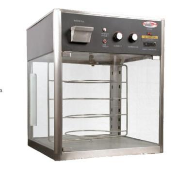 BakeMax BMPWR20 Pizza Warmer Display Unit Holds (4) 20-in Pizzas, Rotational