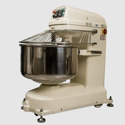 BakeMax BMSM080 176-lb Capacity Spiral Mixer Heavy Duty Agitator & Bowl Restaurant Supply