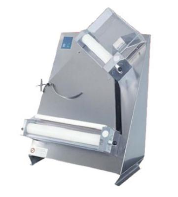 BakeMax BMTPS16 EuroSmart Style Two Pass Dough Sheeter, 17 in Diam Dough, 400 per/hr