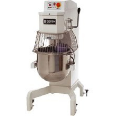 Doyon BTF040 40-Qt Vertical Mixer w/ 20-Speeds & 3-HP Motor, Attachments