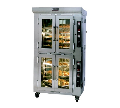 Doyon CA12 Double Full Size Electric Convection Oven - 208/3v