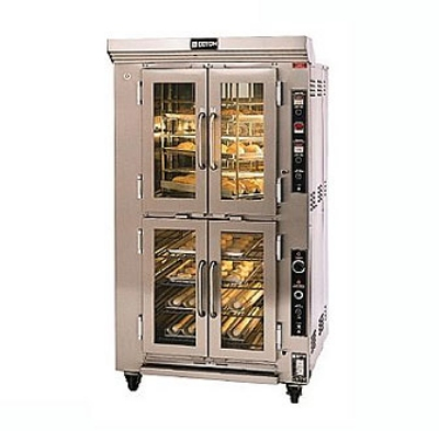 Doyon CAOP6 2083 Circle Air Oven/Proofer w/ Revolving Rack, 18-Pan, 208/3