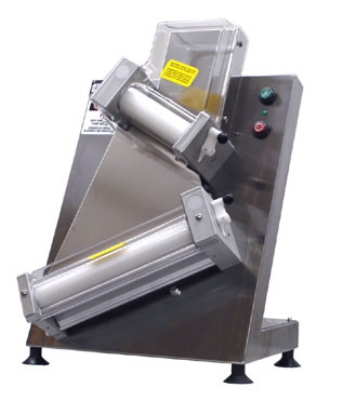 Doyon DL12DP 2201 Dough Sheeter w/ 2-Rollers, Sheets Up To 12-in W, Export Voltage