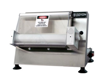 Doyon DL12SP 2201 Dough Sheeter w/ 1 Roller, Sheets Up To 12-in W, Export Voltage