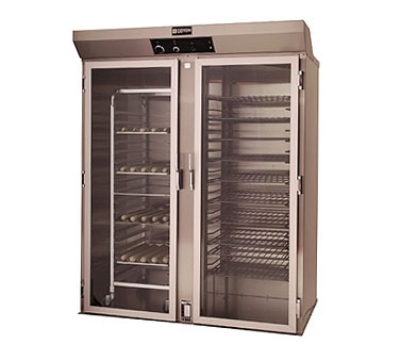 Doyon E236R 2401 Roll-In Proofer For 2-Single Racks, 2-Sections, 120/240/1 V