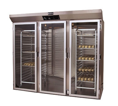 Doyon E336 2401 Roll-In Proofer w/ 2-Single Rack & 10-Shelf Capacity, 120/240/1 V