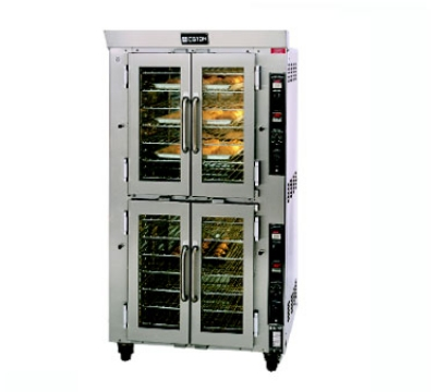 Doyon JA14 Double Full Size Electric Convection Oven - 208/3v