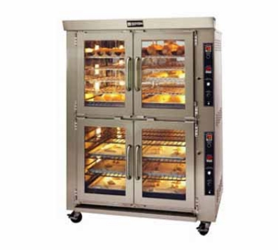 Doyon JA20 Double Full Size Electric Convection Oven - 208/3v